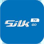 Silk TV Go icône