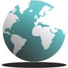 世界地图谜题 图标
