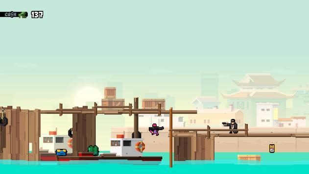 Hot Guns screenshot 1