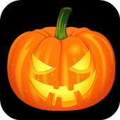 Halloween Greeting Card icon