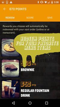 QDOBA Rewards screenshot 2