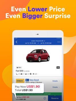 Location de voiture QEEQ - Easy Rent A Car capture d'écran 11