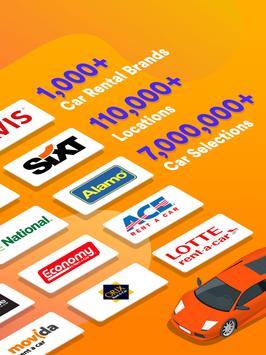 Location de voiture QEEQ - Easy Rent A Car capture d'écran 9