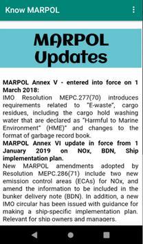 Know MARPOL 스크린샷 2