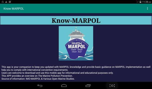 Know MARPOL 스크린샷 4