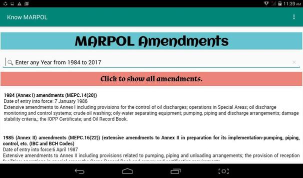 Know MARPOL 스크린샷 7