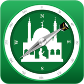 Muslim Prayer Times & Qibla Compass icon