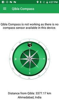 Muslim Prayer Times & Qibla Compass screenshot 1