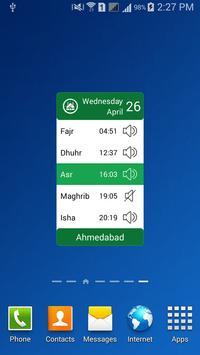 Muslim Prayer Times & Qibla Compass screenshot 7