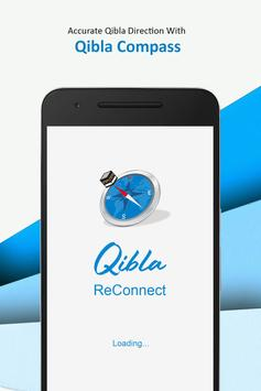 Qibla ReConnect poster