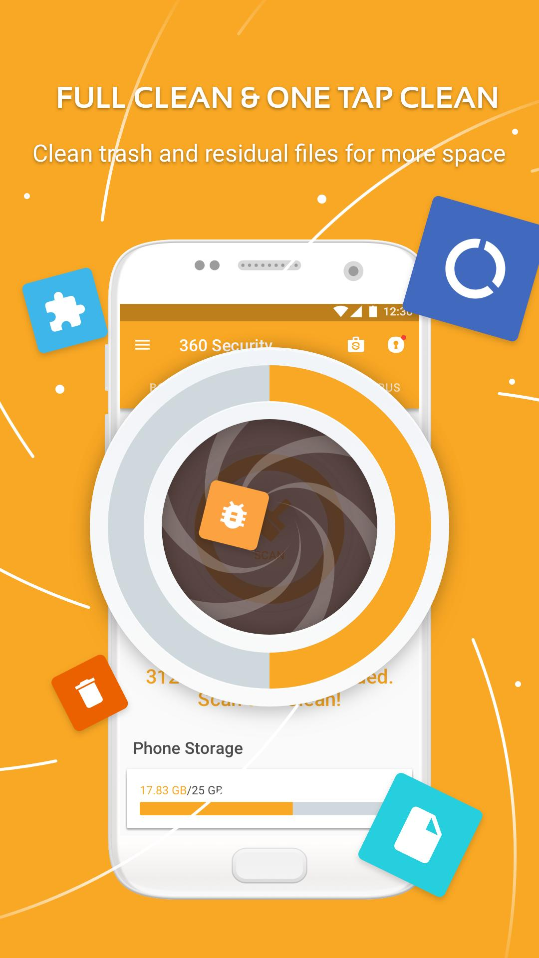 Technology Management Image: 360 Security 5.4.9.4615 APK Download, Must Have Free