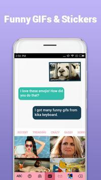 Kika Keyboard screenshot 5