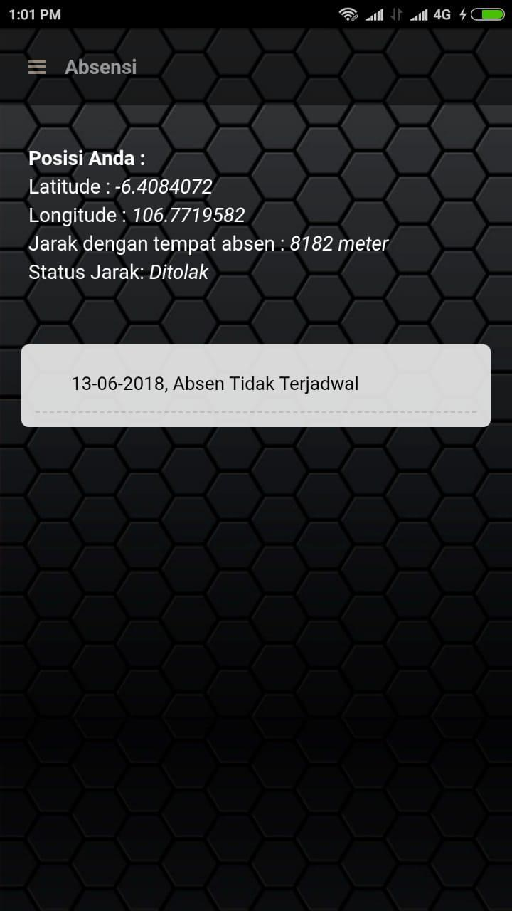Absen QR Code for Android - APK Download