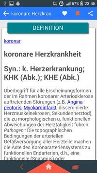 Medizinische Terminologie Screenshot 2
