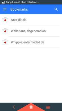 Terminología medica captura de pantalla 5