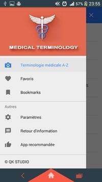 Terminologie médicale Affiche