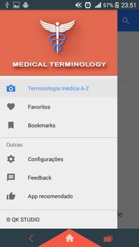 Terminologia médica Cartaz