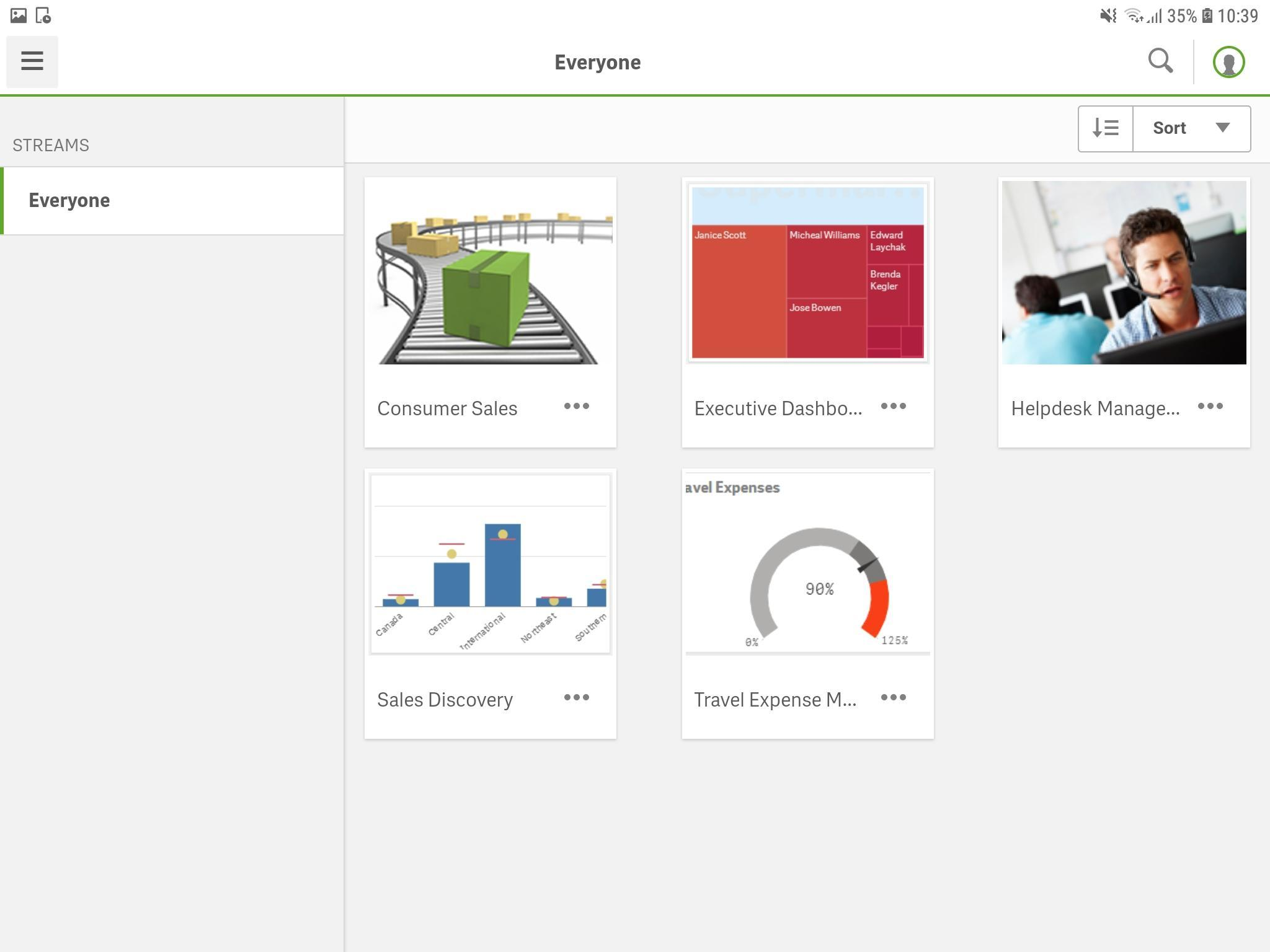 Qlik Sense App Download