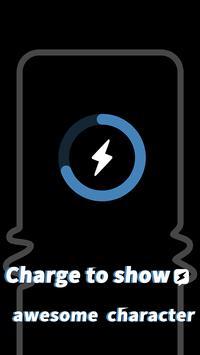 Pika! Charging show - charging animation Cartaz