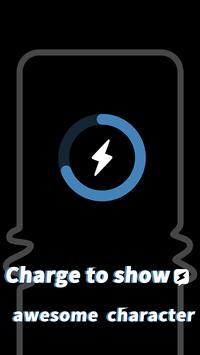 Pika! Charging show - charging animation imagem de tela 5