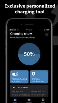 Pika! Charging show - charging animation imagem de tela 6