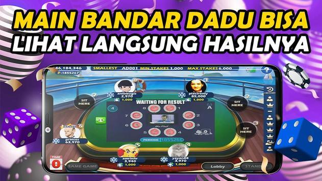 Domino Qiu Kiu QQ 99 Online Terbaik screenshot 2