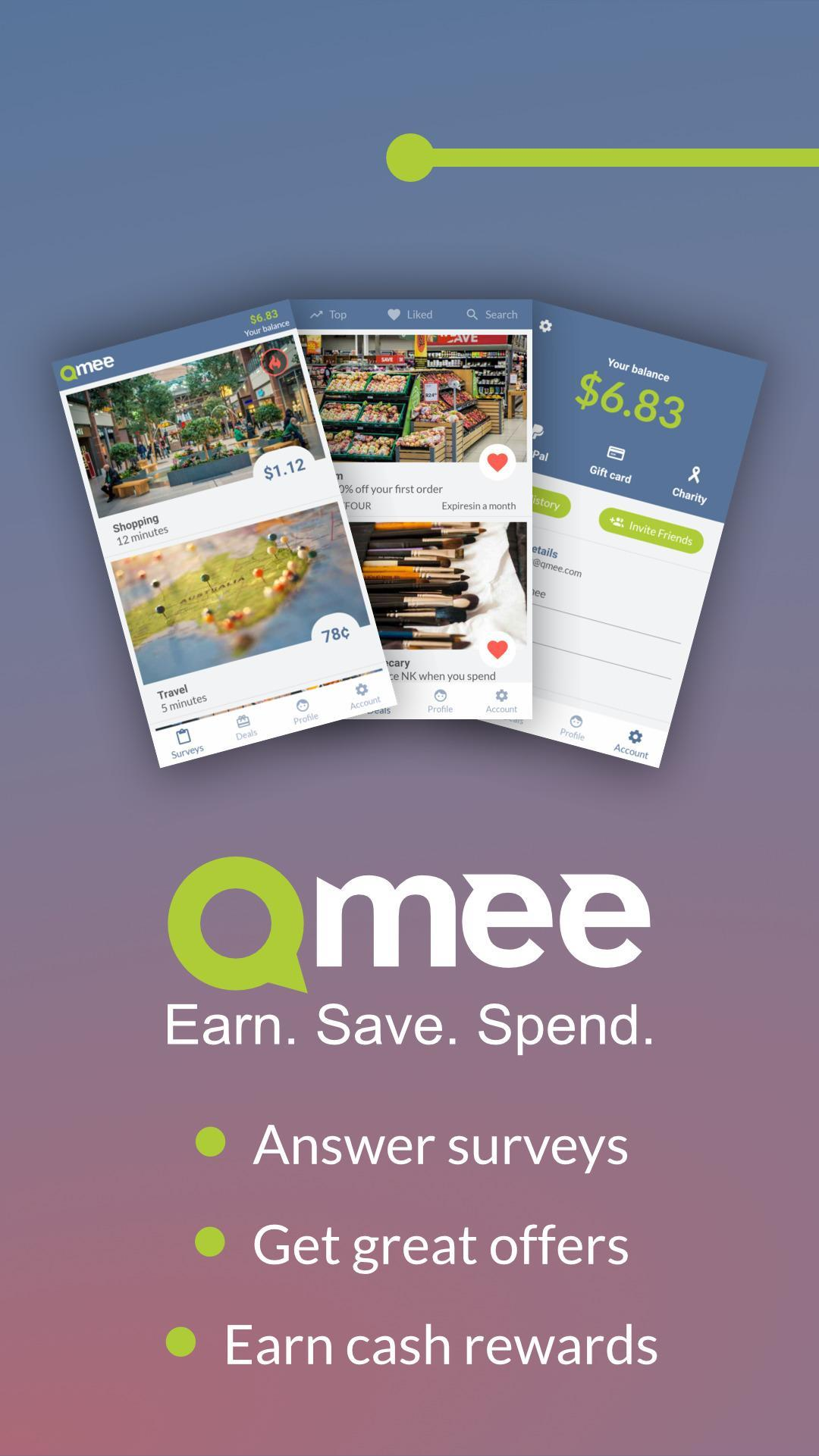 Qmee for Android - APK Download