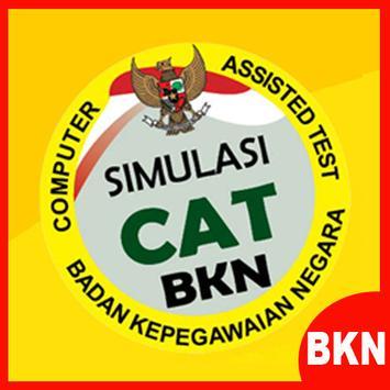 Simulasi CAT CPNS KEMENPAN-BKN poster