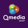 Qmedia أيقونة