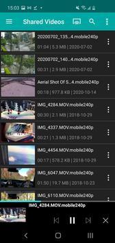 Qvideo screenshot 2