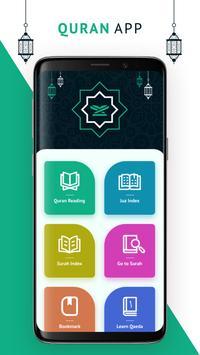 Read Quran Offline & Noorani Qaida with Audio Affiche