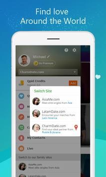 Qpid Network: International Dating App screenshot 5