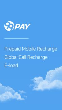 99pay Mobile, 00301 recharge poster