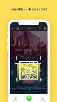 QR Scanner - Quick Scan - Barcode Reader screenshot 1