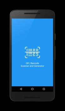 QR Code Scanner - Barcode Scanner poster