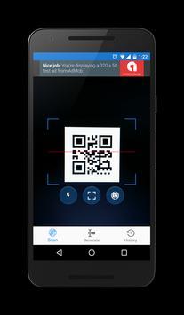 QR Code Scanner - Barcode Scanner screenshot 1