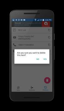 QR Code Scanner - Barcode Scanner screenshot 5