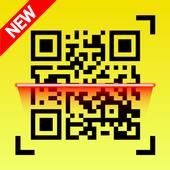 QR Code Reader - QR Code Generator & Scanner 2019 icon