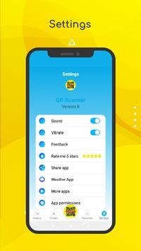 QR Code Reader - QR Code Generator & Scanner 2019 screenshot 10