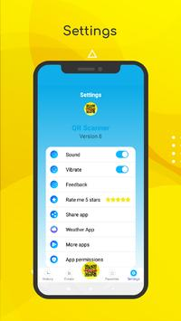 QR Code Reader - QR Code Generator & Scanner 2019 screenshot 16