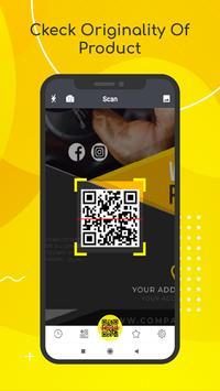 QR Code Reader - QR Code Generator & Scanner 2019 screenshot 2