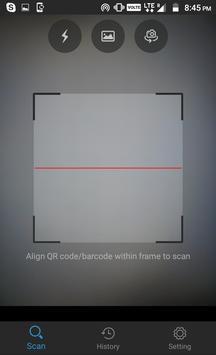QR Code Reader PRO Affiche