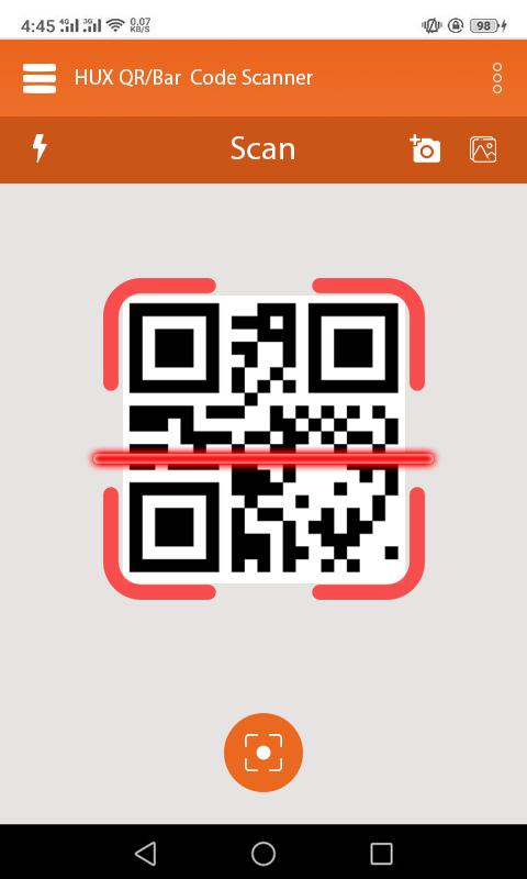 QR code Scanner - Free QR Scanner - QR Code Reader for