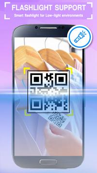 QR Code Reader Barcode Scanner screenshot 8