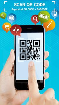 QR Code Reader Barcode Scanner screenshot 10