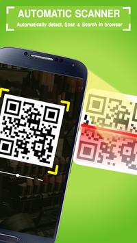 QR Code Reader Barcode Scanner screenshot 2