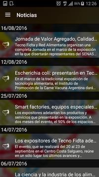 Tecnofidta Buenos Aires screenshot 1
