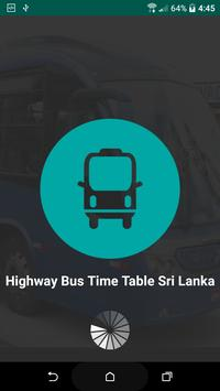 Highway Bus Time Table Sri Lanka 1 3 (Android) - Download APK
