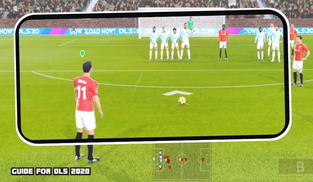 GUIDE for:Dream Winner League Soccer Dls 2020 screenshot 1