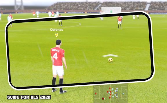 GUIDE for:Dream Winner League Soccer Dls 2020 screenshot 2